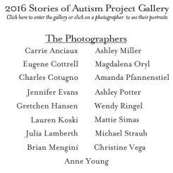 Stories of Autism