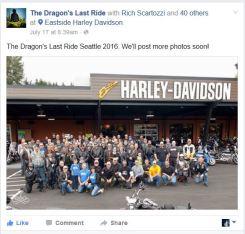 Dragon's Last Ride